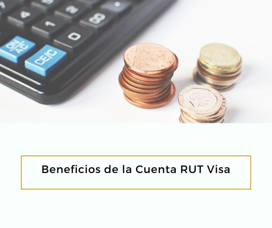 Beneficios Cuenta RUT Visa