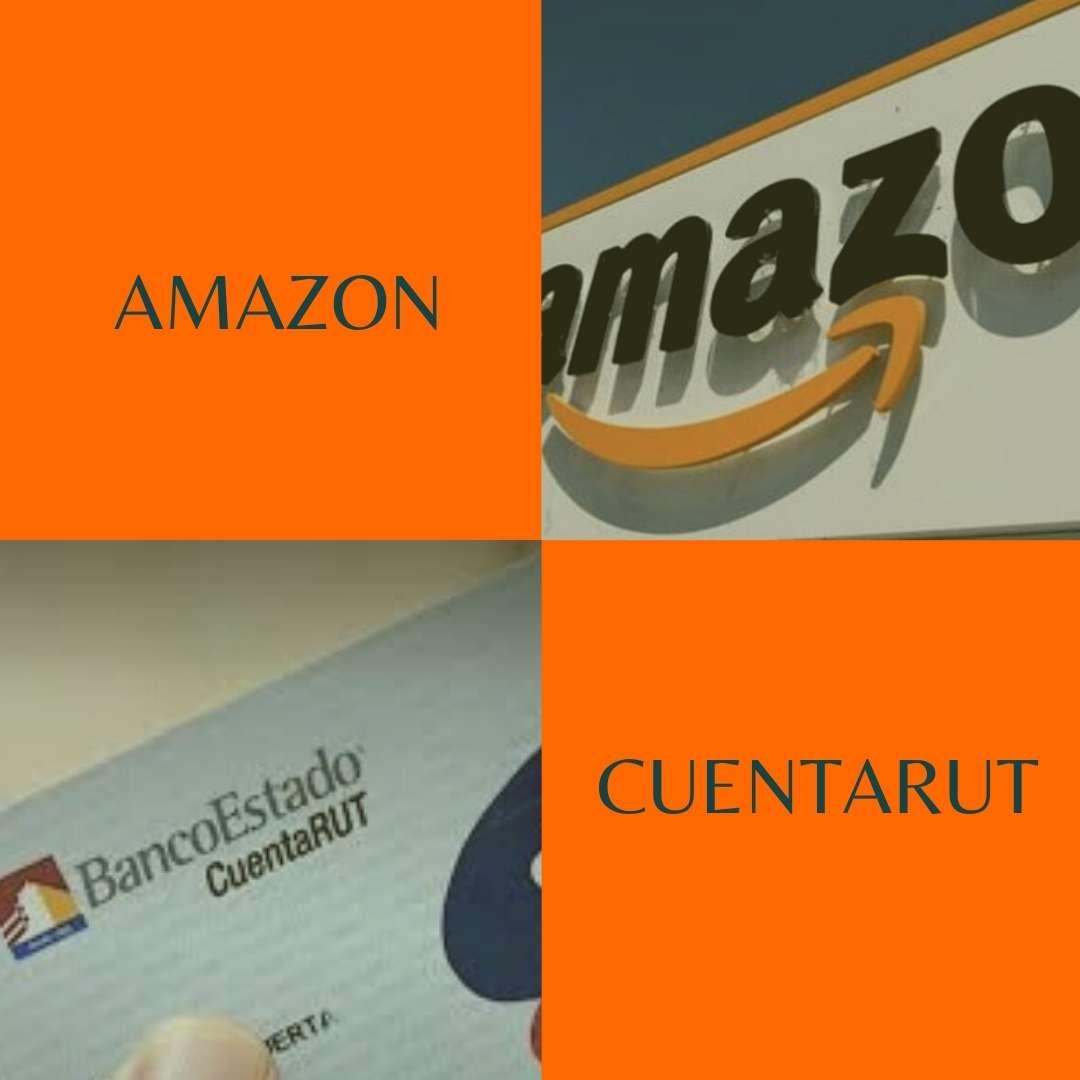 Comprar por Amazon con cuentaRUT