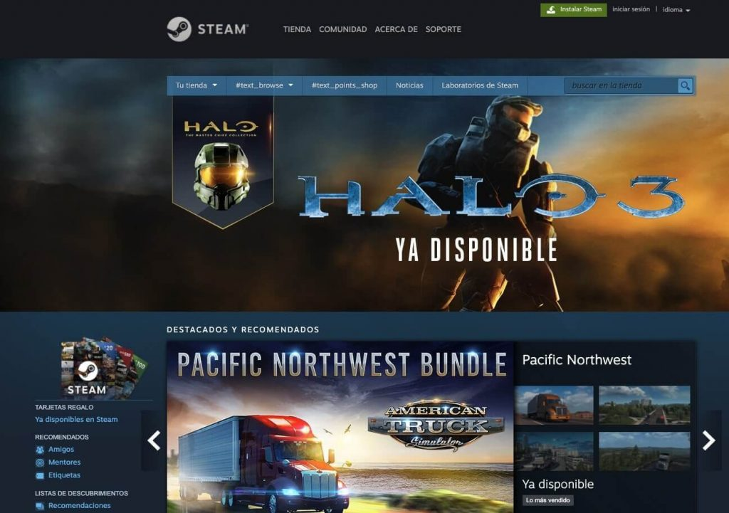 comprar en Steam